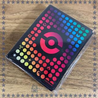 SLV001 ポケットモンスター - 『ネオンボール』スリーブ (65枚入り)(カードサプライ/アクセサリ)