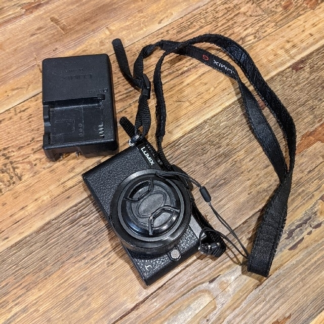 Panasonic(パナソニック)のLUMIX DMC-GM1 スマホ/家電/カメラのカメラ(ミラーレス一眼)の商品写真