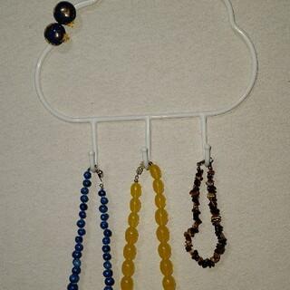 ネックレス2個♥ブレスレットとイヤリング