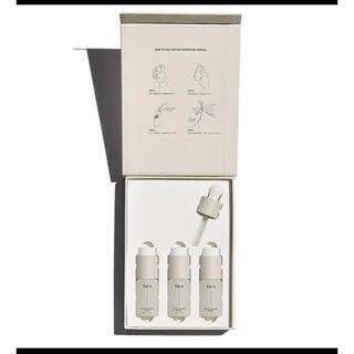 アリシアスタン(ALEXIA STAM)のfavs PEPTIDE HYDRATING AMPULE 新品(美容液)