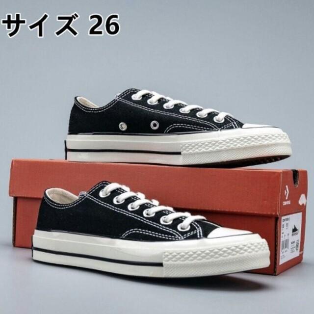 CONVERSE(コンバース)のConverse コンバース オールスター CT70 LOW  26cm メンズの靴/シューズ(スニーカー)の商品写真