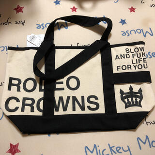 RODEO CROWNS - トートバッグ ロデオクラウンズ
