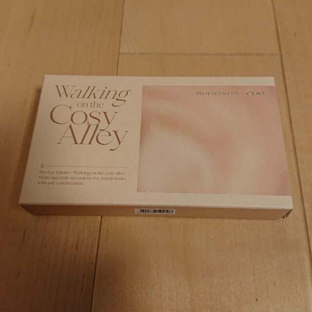3ce(スリーシーイー)の新品 新作 クリオ プロアイパレット 11号  コージー路地散歩 コスメ/美容のベースメイク/化粧品(アイシャドウ)の商品写真