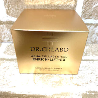 Dr.Ci Labo - ドクターシーラボ   アクアコラーゲンゲル エンリッチリフト EX 200g