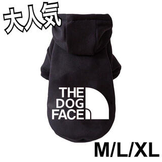 Lサイズ レッド THEDOGFACE ドッグウェア 犬服 猫服 ペット服