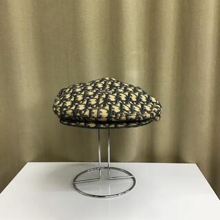 ディオール(Dior)のクリスチャン ディオール ハンチング(ハンチング/ベレー帽)