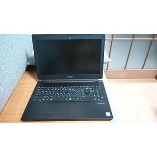 エプソン(EPSON)のEPSON Endeavor NJ4ノートPC 最新windows11pro搭載(ノートPC)