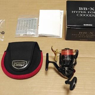 SHIMANO - シマノ17ハイパーフォース3000DXG ノーマルハンドル