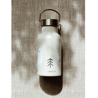 LIEWOOD ウォーターボトル 水筒 350ml 保温保冷付