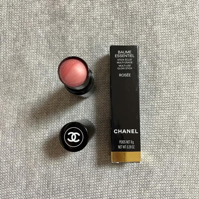 CHANEL(シャネル)のCHANEL シャネル ボーム エサンシエル ロゼ 8g コスメ/美容のベースメイク/化粧品(チーク)の商品写真