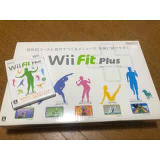 任天堂 - Wii fit Plus セット