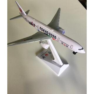 ジャル(ニホンコウクウ)(JAL(日本航空))のJAL おもちゃ 非売品 東京オリンピック 飛行機 2020 パラリンピック(模型/プラモデル)