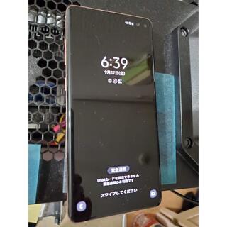 SAMSUNG - ◆ギャラクシー S10プラス◆海外版 SIMフリー ピンク 訳あり