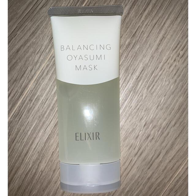 ELIXIR(エリクシール)のエリクシールルフレ おやすみマスク コスメ/美容のスキンケア/基礎化粧品(パック/フェイスマスク)の商品写真