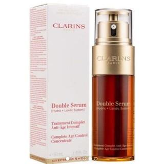 CLARINS - 未使用 50ml  CLARINS ダブル セーラム EX