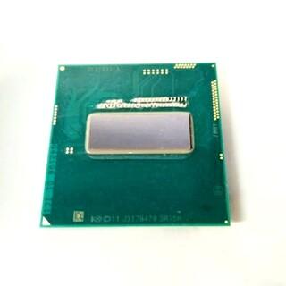 エヌイーシー(NEC)のIntel Core i7-4700MQ ノートパソコンCPU (PCパーツ)