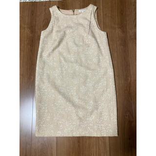 プロポーションボディドレッシング(PROPORTION BODY DRESSING)のproportion body dressing ジャンパースカート(ひざ丈ワンピース)