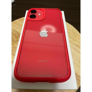 Apple - iPhone 12 mini レッド 64 GB SIMフリー 新品同様