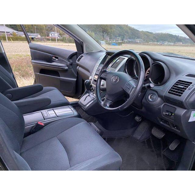 トヨタ(トヨタ)のハリアー ハイブリッド L 4WD 車検4年10月 自動車/バイクの自動車(車体)の商品写真