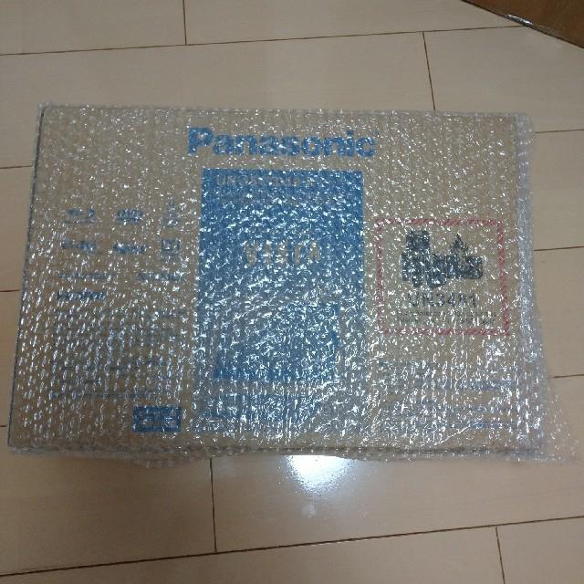 Panasonic(パナソニック)の【新品未開封】Panasonic ビエラUN-15CTD10-K ブラック スマホ/家電/カメラのテレビ/映像機器(テレビ)の商品写真