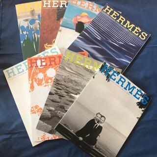 エルメス(Hermes)のエルメス Hermès カタログ 2001〜2005   8冊(ファッション)