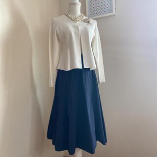 エムプルミエ(M-premier)のエムプルミエ スカート(ひざ丈スカート)