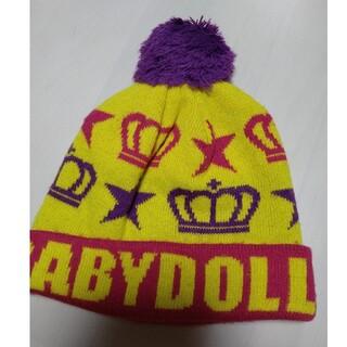 ベビードール(BABYDOLL)のベビードール ニット帽(帽子)