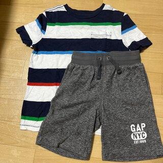 ギャップキッズ(GAP Kids)のGAP ギャップ  キッズ ハーフパンツ  ジャージ (パンツ/スパッツ)