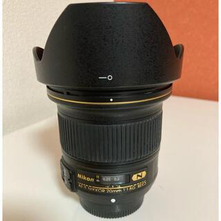 Nikon - nikkor 20mm f1.8g nikon レンズ