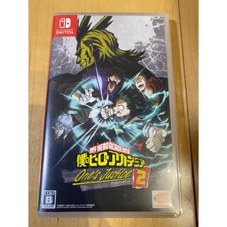 Nintendo Switch - 僕のヒーローアカデミア One's Justice2