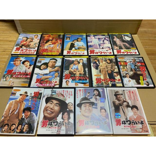 男はつらいよ 29本 レンタル セット 渥美清 山田洋次 エンタメ/ホビーのDVD/ブルーレイ(日本映画)の商品写真