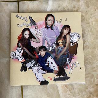 f(x) Japan 限定CD+DVD