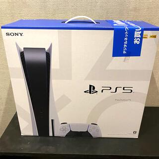 プレイステーション(PlayStation)のPlayStation5 本体 型番:SONY   CFI-1000A01(家庭用ゲーム機本体)