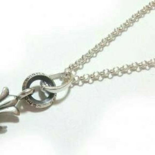 silver925 バチカン(大) ネックレス用  横向き防止 メンズのアクセサリー(ネックレス)の商品写真