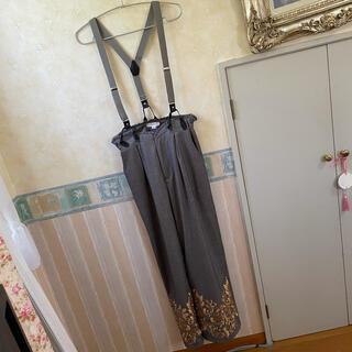 アメリヴィンテージ(Ameri VINTAGE)のAMERI GRANDPA SUSPENDER PANTS(サロペット/オーバーオール)