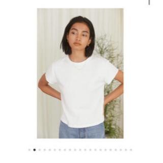 シールームリン(SeaRoomlynn)のC/2face サークルネックTシャツ(Tシャツ/カットソー(半袖/袖なし))