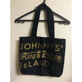 Johnny's - King&Prince キンプリ ジャニアイ トートバッグ ショッピングバッグ