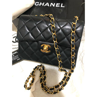 CHANEL - CHANELチェーンバッグ