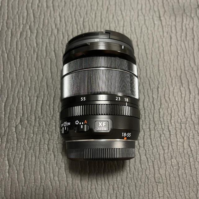 富士フイルム(フジフイルム)の富士フイルム FUJINON XF 18-55mmF2.8-4 R LM OIS スマホ/家電/カメラのカメラ(レンズ(ズーム))の商品写真