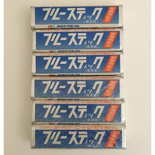 固形洗剤 ブルースティック 6本(洗剤/柔軟剤)
