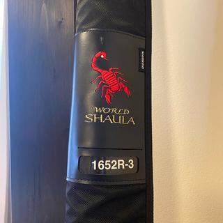 SHIMANO - ワールドシャウラ 4本セット スーパーレッド