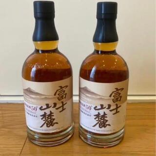キリン(キリン)の富士山麓 樽熟原酒50°(ウイスキー)