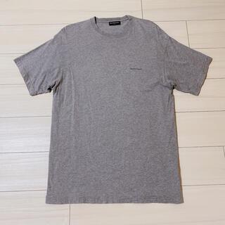 バレンシアガ(Balenciaga)のBALENCIAGA バレンシアガ スモールロゴTシャツ(Tシャツ/カットソー(半袖/袖なし))