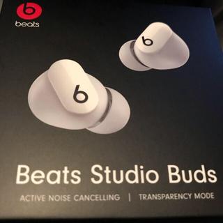 Apple - Beats Studio Buds MJ4Y3PA/A  白