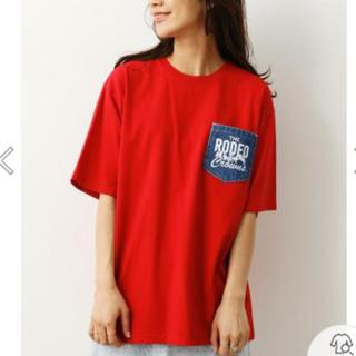 ロデオクラウンズワイドボウル(RODEO CROWNS WIDE BOWL)のロデオクラウンズ Tシャツ(Tシャツ(半袖/袖なし))