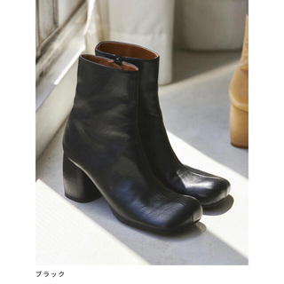 TODAYFUL - TODAYFUL Square Short Boots  21秋冬