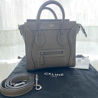 celine - 1~2日発送 CELINE セリーヌ ラゲージ ナノ