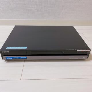 SONY - SONY BDZ-RX50 ソニー ブルーレイレコーダー