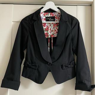 セシルマクビー(CECIL McBEE)のCECILMcBEE セシルマクビー ジャケット スーツ 上着 テーラード(テーラードジャケット)