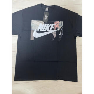 NIKE ナイキ Tシャツ DRAKE HOMAGE TEE L(Tシャツ/カットソー(半袖/袖なし))